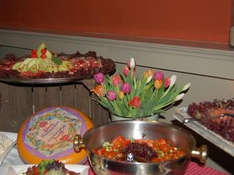 Hollands buffet