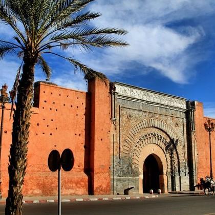 Bedrijfsfeest Marrakech Oude Stadspoort.JPG
